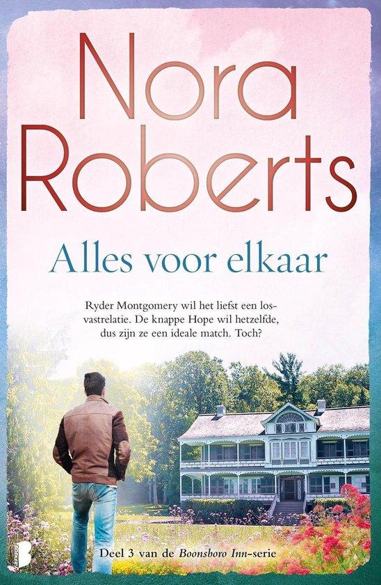 Boonsboro Inn 3 - Alles voor elkaar - Nora Roberts |