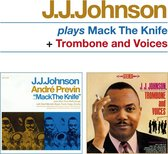 Plays Mack The Knife/Trombone And Voices