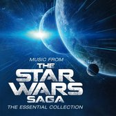Music From The Star Wars Saga-The Essential Collection (OST) (Coloured Vinyl) (2LP)