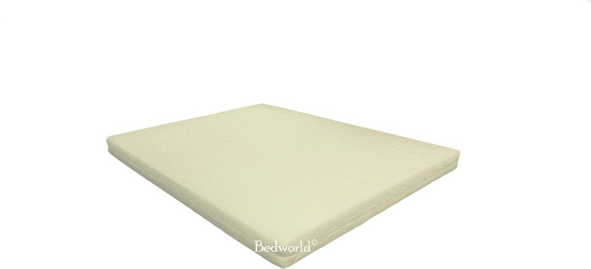 Bedworld Matras Comfortschuim Guus - 120x200x14 Harder ligcomfort - Bedworld Collection