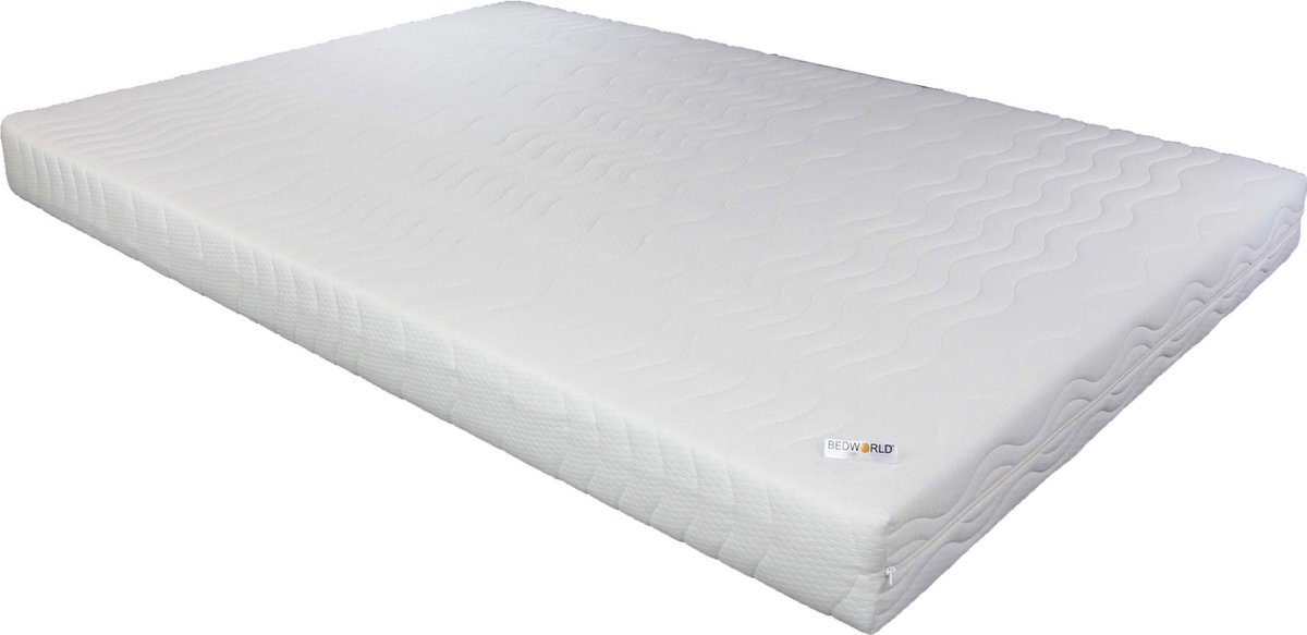 Bedworld Matras koudschuim HR45 - 160x200 - 16 cm matrasdikte Medium ligcomfort - Bedworld Collection