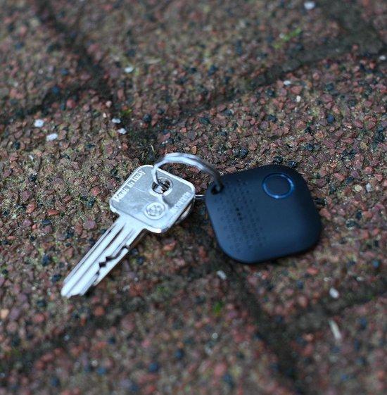 Sleutelvinder 2020 - GPS Tracker - Bluetooth 5.0 Keyfinder - Extra CR2032- Zwart