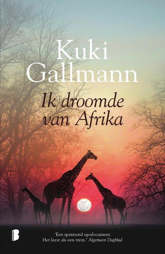 Ik droomde van Afrika - Kuki Gallmann  
