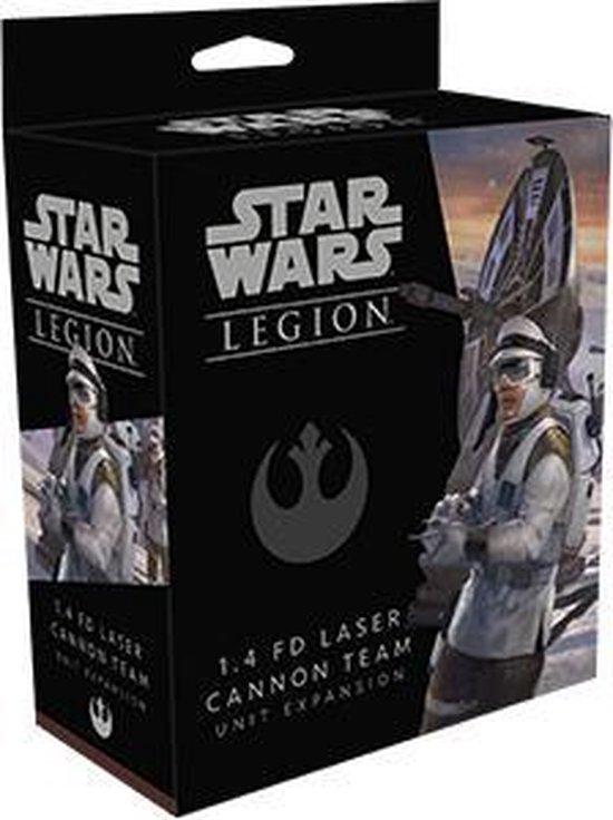Afbeelding van het spel Star Wars Legion: 1.4 FD Laser Cannon Team - EN