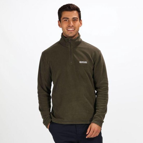 Regatta Thompson Fleece Sweater Heren Fleece truien