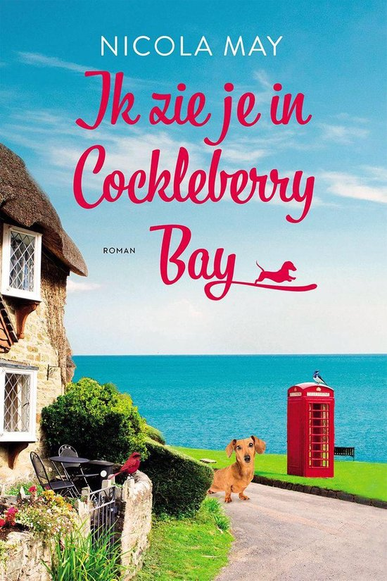 Boek cover Cockleberry Bay Serie 2 - Ik zie je in Cockleberry Bay van Nicola May (Onbekend)