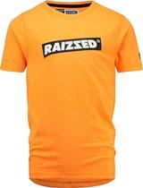 Raizzed Jongens T-shirt - Neon Orange - Maat 98