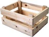 transport krat mini hout