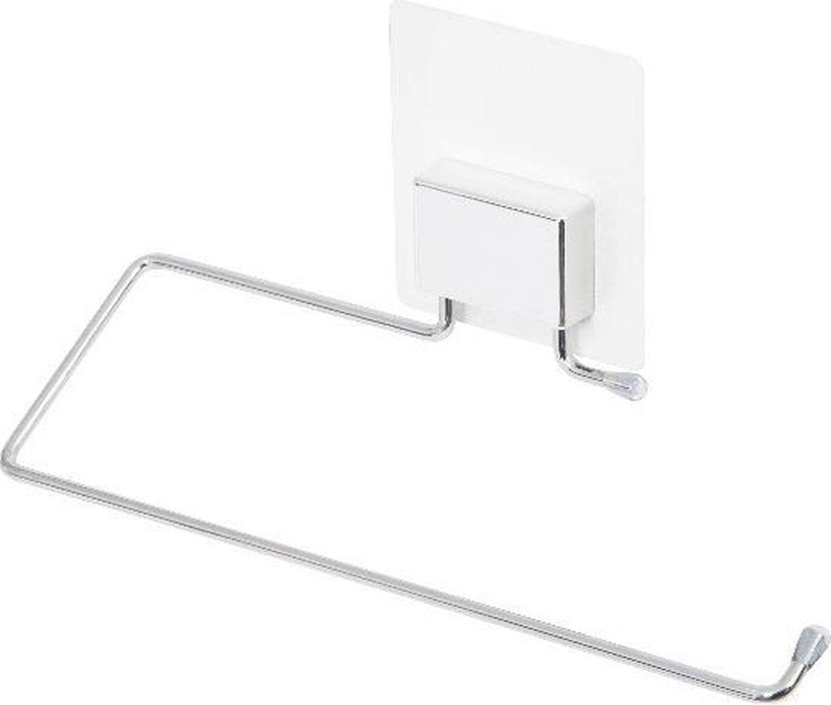 Compactor Handdoekhouder Bestlock Magic 25,5 Cm Staal Wit