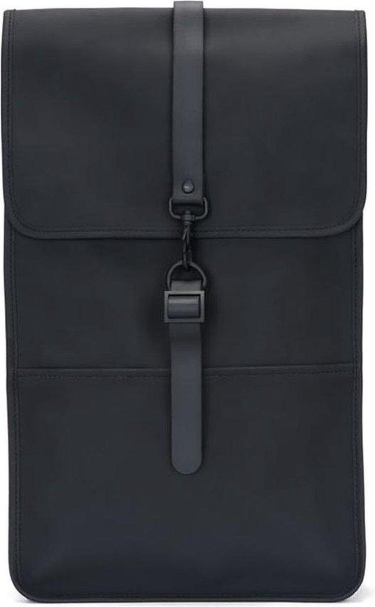 Rains Backpack Heren - Black - One Size