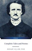 Boek cover Edgar Allan Poe: Complete Tales & Poems van Edgar Allan Poe