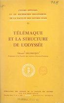 Omslag Télémaque et la structure de l'Odyssée