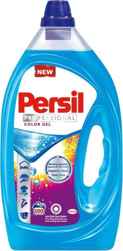 Persil - Vloeibaar Wasmiddel - Color Gel - 2 x 5 L (200) Wasbeurten - Voordeelverpakking