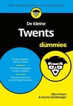 Voor Dummies  -   De kleine Twents voor Dummies