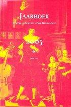Jaarboek van hetCentraal Bureau voor Genealogie 2005