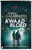 Boek cover Kwaad bloed van Robert Galbraith (Onbekend)