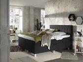 Complete Opbergboxspring 160x200 cm - Pocketvering matrassen - Dreamhouse Ilse -  Tweepersoons bed met opbergruimte