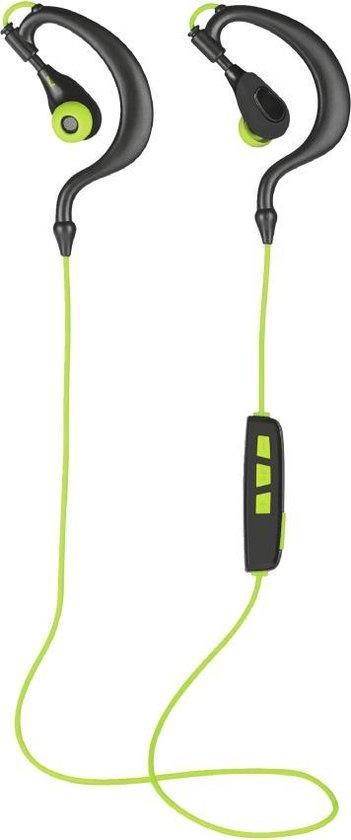 Afbeelding van Trust Mobile Senfus - Draadloze Oordopjes - In-Ear - Bluetooth - Sport - Groen/Zwart