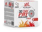 XXL Nutrition 30 Day Fat Killer Pack 30 packs