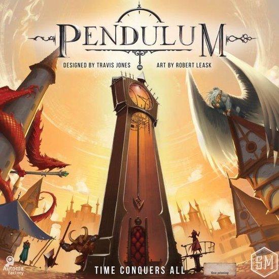 Afbeelding van het spel Stonemaier Games Bordspel Pendulum