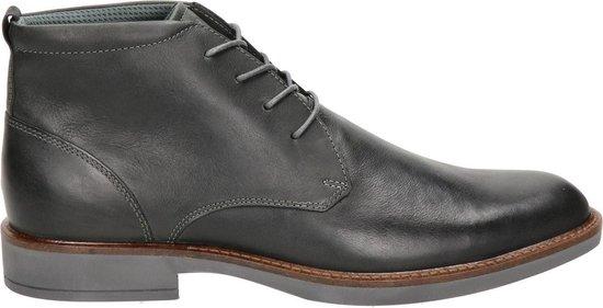 Ecco Biarritz heren nette schoen - Zwart - Maat 41