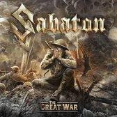 CD cover van The Great War van Sabaton