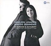 Schumann & Schubert: Transcriptions for Clarinet and Harp