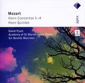 Mozart:Horn Concertos 1-4