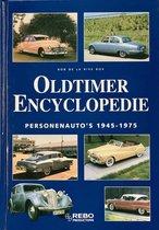 Geillustreerde oldtimer encyclopedie / personenauto's 1945-1975