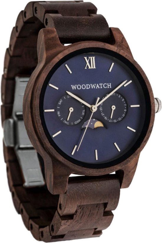 De officiële WoodWatch   Outland   Houten horloge