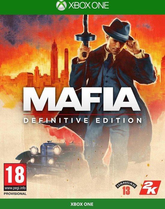 Mafia - Definitive Edition - Xbox One