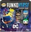 Afbeelding van het spelletje Funko Pop! Funkoverse DC Comics 100 Base Set (Franstalig)