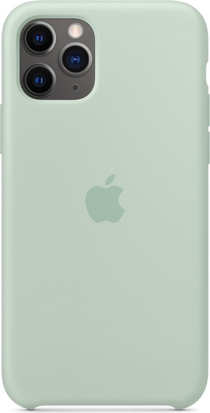 Apple Siliconen Hoesje voor iPhone 11 Pro - Beril