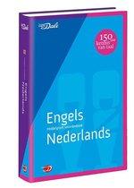 Boek cover Van Dale middelgroot woordenboek  -   Van Dale middelgroot woordenboek Engels-Nederlands van Van Dale