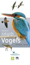 Boek cover Haymans Zakgids  -   Vogels van Peter Hayman