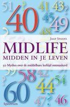 Boek cover Vantoen.nu  -   Midlife : midden in je leven van Jaap Spaans