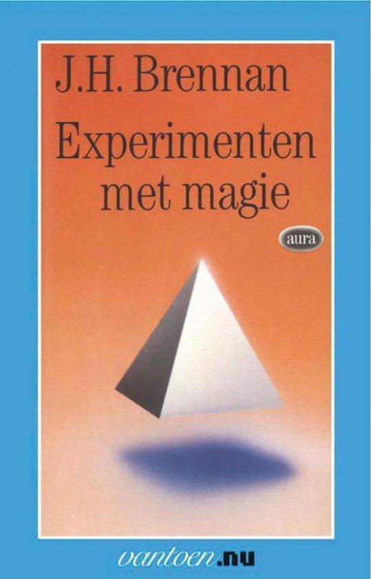Vantoen.nu  -   Experimenten met magie