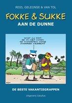 Boek cover Fokke & Sukke  -   Fokke en Sukke aan de dunne van Reid
