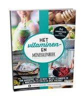 Boek cover Het vitaminen- en mineralenboek van Redactie Gezondnu (Paperback)