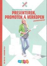 Mixed  - Presenteren, promoten & verkopen vmbo Leerwerkboek
