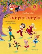 Boek cover Joepie Joepie kartonboekje met cd van Marijke ten Cate (Onbekend)