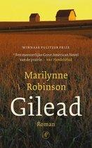 Boek cover Gilead van Marilynne Robinson (Paperback)