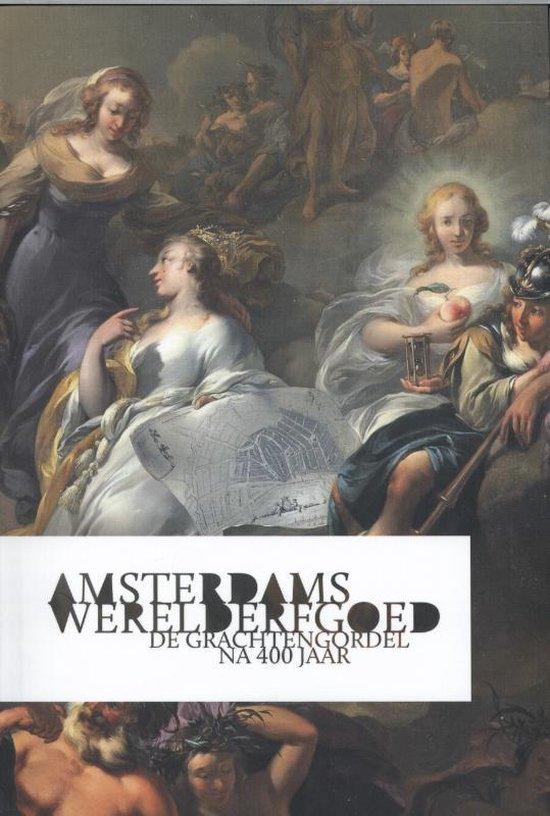 Boek cover Amsterdams werelderfgoed van  (Hardcover)