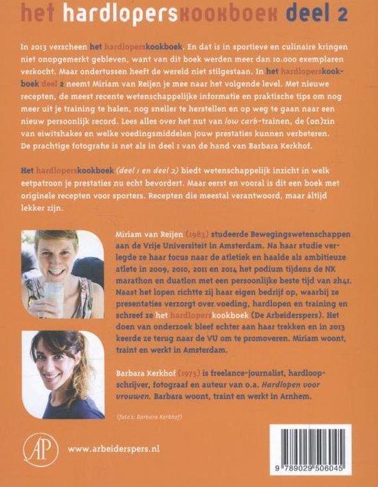 Het hardloperskookboek - Miriam van Reijen