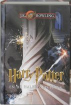 Boek cover Harry Potter 6 -   Harry Potter en de halfbloed prins van J.K. Rowling (Hardcover)