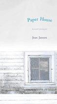 Boek cover Paper House van Jean Janzen