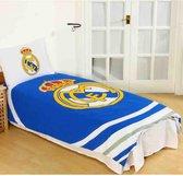 Real Madrid  eenpersoons dekbedovertrek - 1 kussensloop
