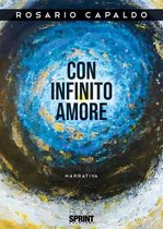 Boek cover Con infinito amore van Rosario Capaldo