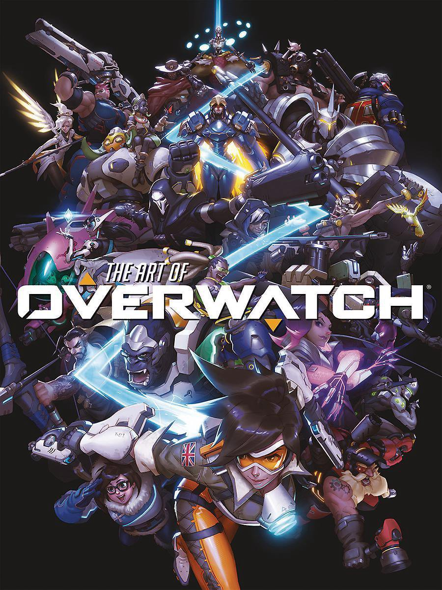 The Art Of Overwatch - Blizzard