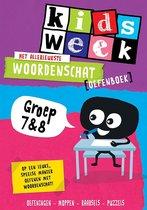 Het allerleukste woordenschat oefenboek - Kidsweek in de klas groep 7 & 8